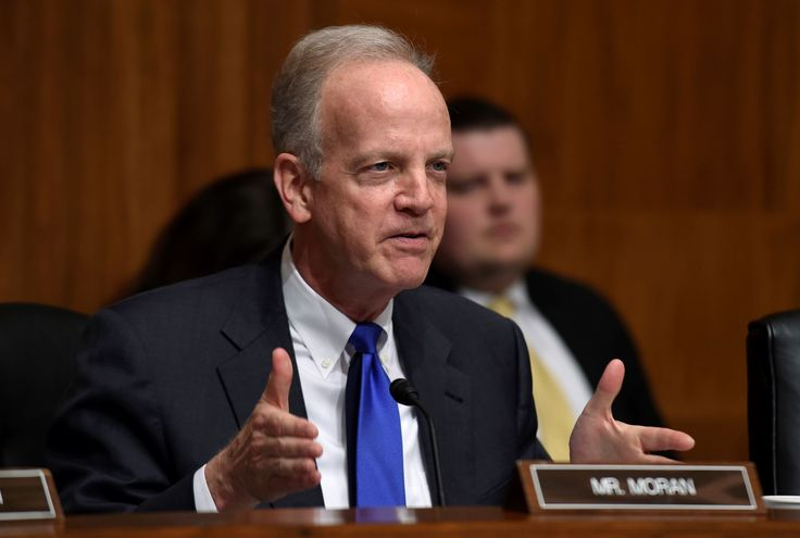 A Republican senator's remarks expressing support for Senate consideration of President Barack Obama's Supreme Court pick put him at odds with GOP leaders, who have said the chamber won't hold hearings or a vote on the nominee.