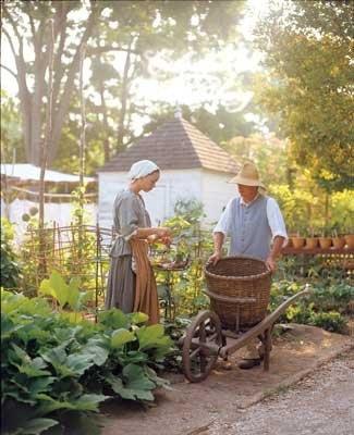 History Lives at Colonial Williamsburg Va