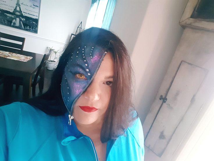 Avatar Makeup