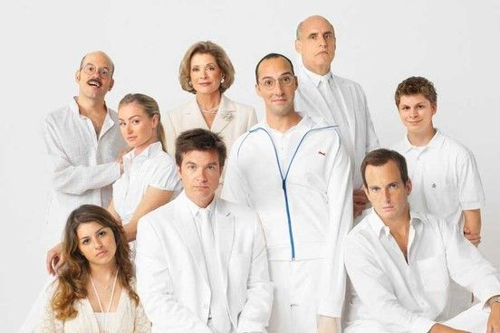 Arrested Development in 2013. That's right. Get excited.
