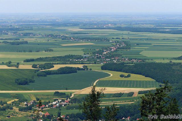 szlaki i bezdroża: Góry Opawskie - z Jarnołtówka na Biskupią Kopę