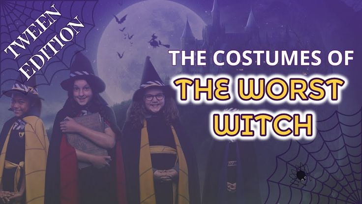 The Costumes of The Worst Witch - Season 1