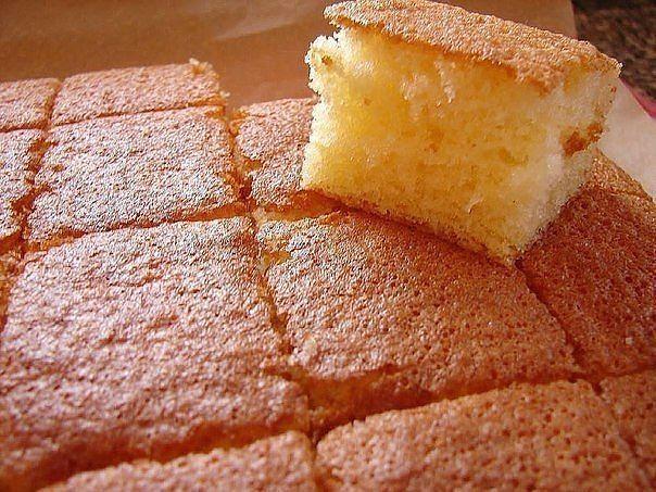 Идеальный пышный бисквит для тортов!