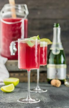 Easy punch recipes for a crowd