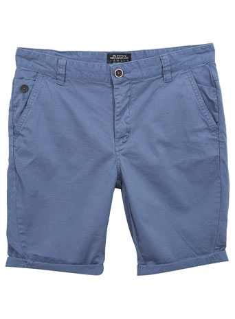 These twisted chino shorts will see you through festival season and beyond.