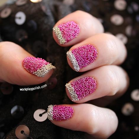 060312_fantasy_french_detailNails Art, Caviar Nails, Caviar French, French Manicures, Nails Polish, Nails Manicures, Fashion Nails, French Nails, 060312 Fantasy French Details