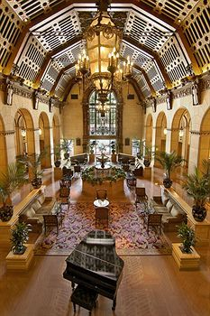 Birthday! Image of Millennium Biltmore Hotel Los Angeles, Los Angeles