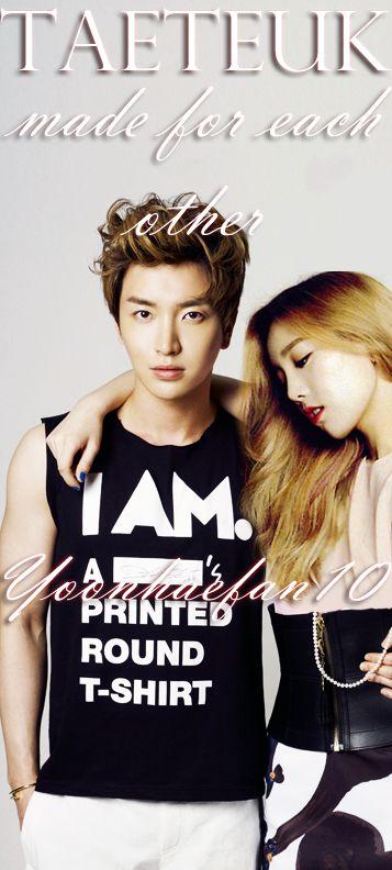 Yoong & Hae We Are No. 1: Photo