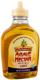 Buy Discounted Agave Nector, Organic Light 24 Liquid Vitamins & Supplements online at PipingRock.com