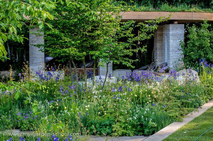 Adam frost alzheimer 39 s society chelsea flower show 2014 for Garden trees homebase