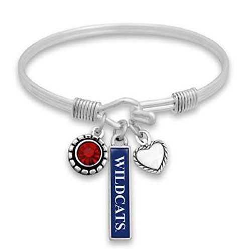 Arizona Wildcats Triple Charm Wire Bangle Bracelet with H... https://www.amazon.com/dp/B01HIYR3AA/ref=cm_sw_r_pi_dp_x_4dbDybZPBBN1B