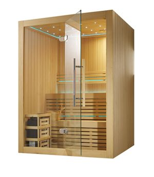 Monalisa Small New Design Sauna and Steam Room (M-6030)