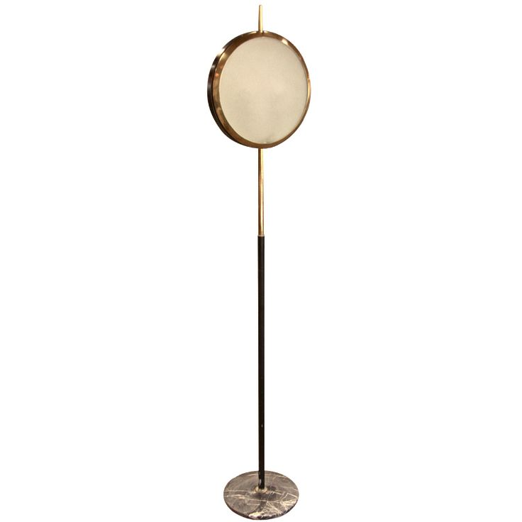 Stilnovo Floor Lamp: Antique