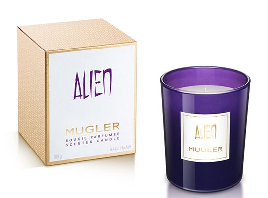 Welcome to our Monday Luxury Giveaway! This week's prize is a Mugler Alien candle from Dave Lackie. https://wn.nr/Y7Cwpb