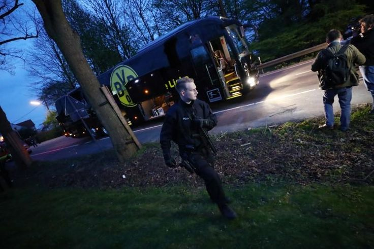 #world #news  Germany probes possible Islamist links to Dortmund bus attack - media