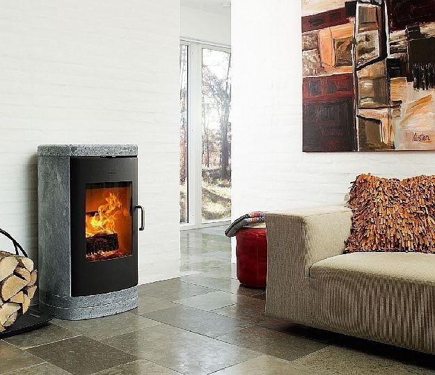 Fireplace Mors 248 8151 Soapstone Warehouse Barn