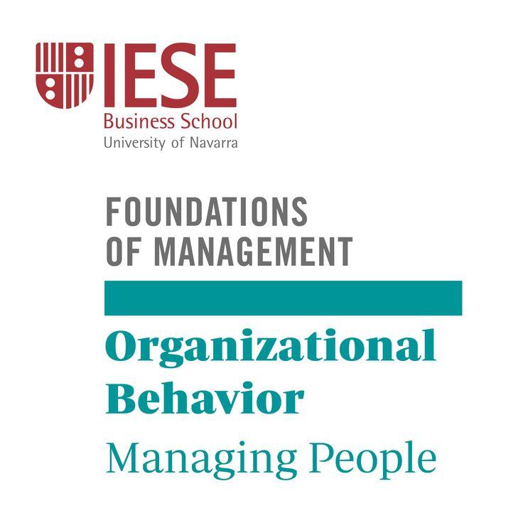 Organizational Behavior: Managing People | Learnamic