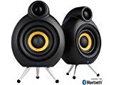Podspeakers 13311.0 - Altavoces inalámbricos, color Negro mate - http://themunsessiongt.com/podspeakers-13311-0-altavoces-inalambricos-color-negro-mate/