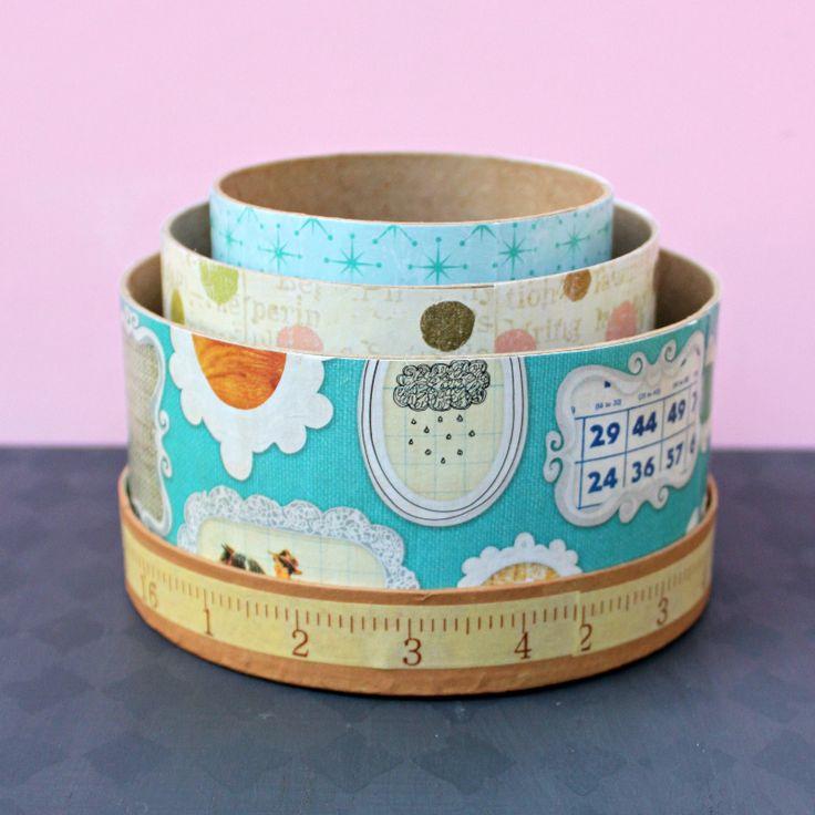 DIY School Supplies Caddy Tutorial - Crafts Unleashed