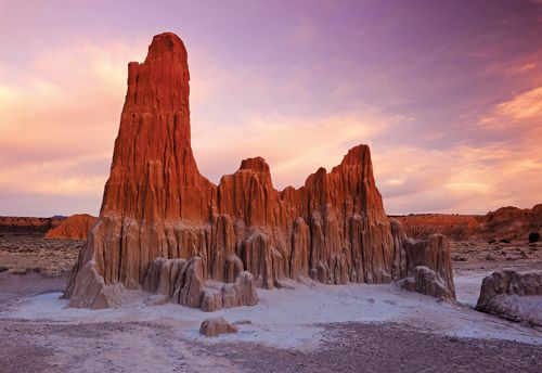 Cathedral Gorge State Park. Photo by Dave Harrison: http://daveharrisonphotography.com/