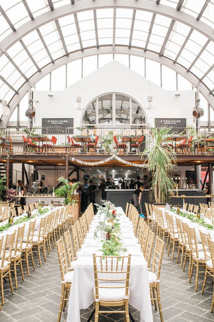 wedding receptions in downtown los angeles%0A Ross and Ciara u    s Industrial Fairy Woodland Scottish Wedding all Planned in    Months by Roma Elizabeth Photography