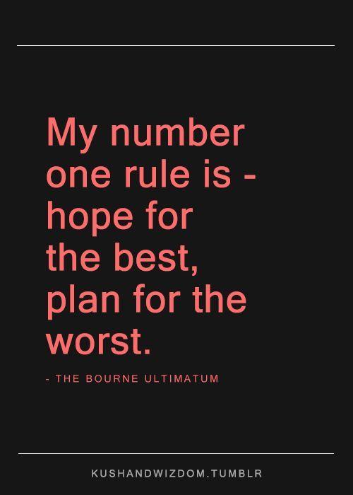 Bourne quote