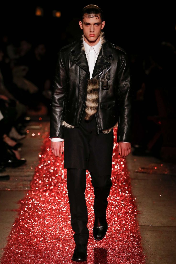 Givenchy Fall 2015 Menswear - Details - Gallery - Style.com
