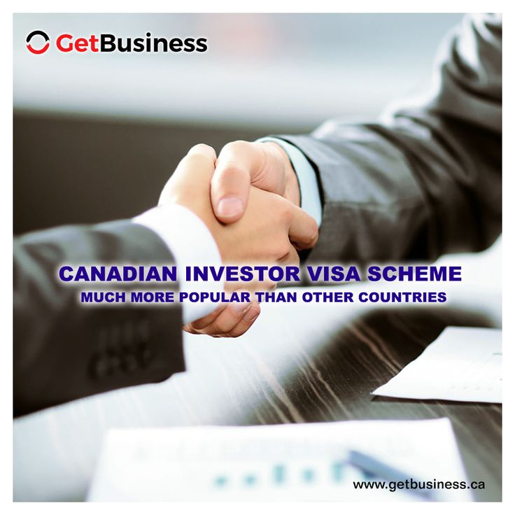 Canadian Investor Visa Scheme Much More Popular than Other Countries.