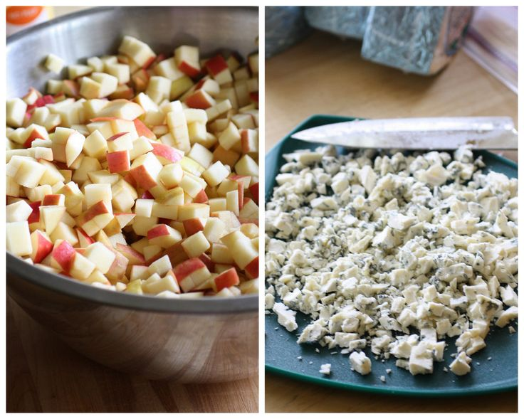 Candied Pecan, Apple, and Gorgonzola Salad | The Girl Who Ate Everything