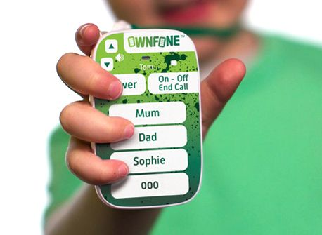 Who does your child need to call today? Keep it simple with OwnFone.