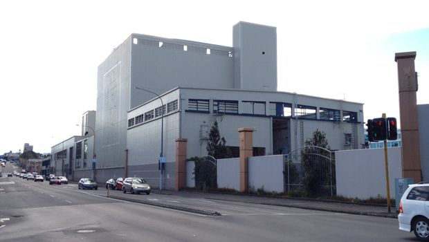 old Lion brewery, Newmarket, Auckland - My dad worked here