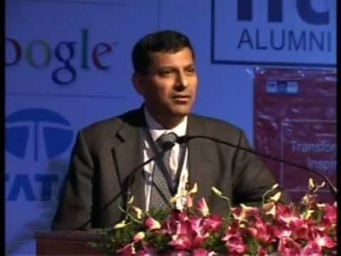 "Dr.Raghuram Rajan, the noted Economist speaking on the topic ""how India can become one of the Top-3 economies in the world""  at PanIIT Conference 2008, Chennei. source   https://www.crazytech.eu.org/how-india-can-become-one-of-the-top-3-economies-in-the-world-dr-raghuram-rajan-part-1/"