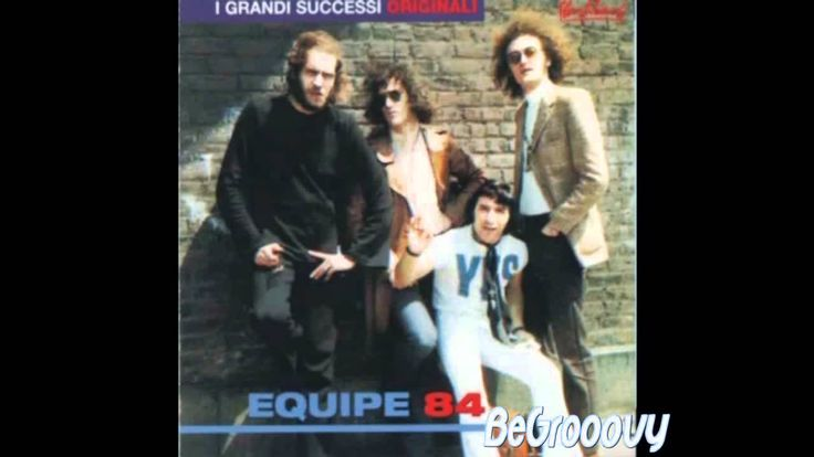 Equipe 84 - Un Angelo Blu (1968)