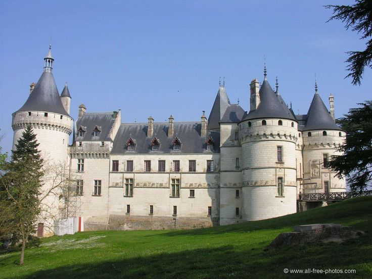 Photo: Château de Chaumont sur Loire - France