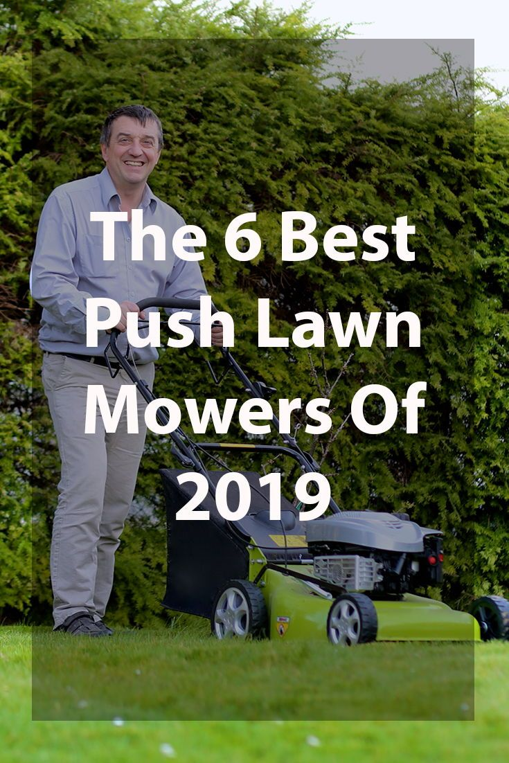 5 Best Push Lawn Mowers To Dominate Your Yard 2020 Images Prices Push Lawn Mower Best Lawn Mower Lawn Mowers