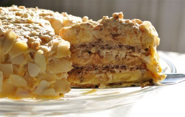 Египетский торт