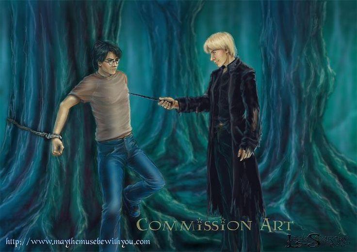 Harry Potter X Draco Malfoy