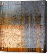 Recode 1.6 Acrylic Print by Sasa Naumovic