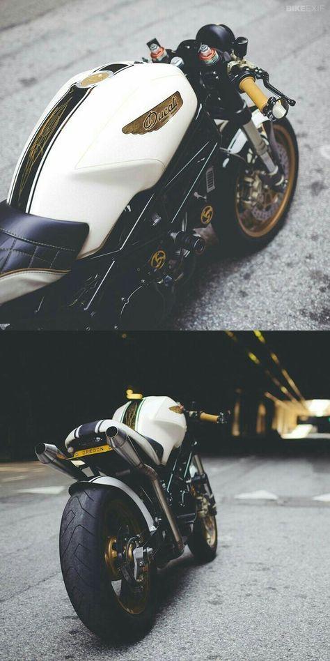 Ducati Monster 750 by Motolady