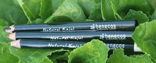 Benecos Natural Eyeliner ve Kaş kalemi