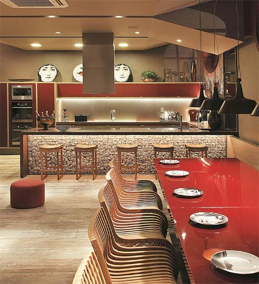 20 cozinhas de Casa Cor 2010 - Casa