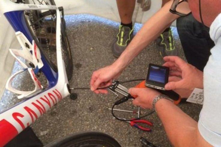 Крис Фрум приветствует проверки на механический допинг