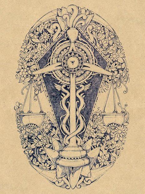 Libra, the Scales