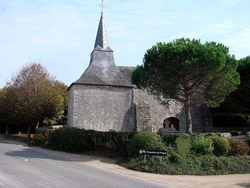 Chapelle de Prigny - Les Moutiers en Retz