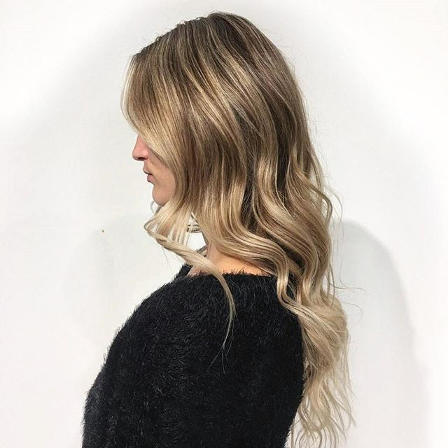 P E R I P H E R A L // a vision at all angles by Jacqui Laveau Hair  #blonde #blondehair #blondebalayage #blondehighlights #blondeombre #ashblonde #whiteblonde #icyblonde #platinumblonde #goldenblonde #sandyblonde #blondeombrebalayage #balayage #balayagehighlights #highlights #freehand #freehandhighlights #handpaintedhair #highlightedhair #balayagedandpainted