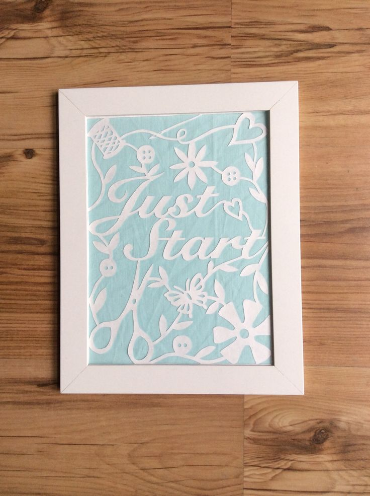 Jenny's Just Start gift to Lucy, see the tutorial on our blog!