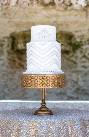 Great Gatsby + Art Deco Wedding Inspiration at Vizcaya Museum & Gardens