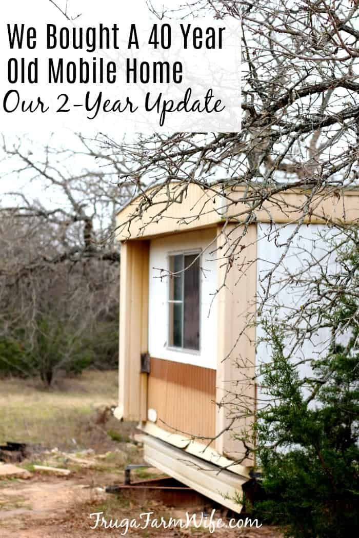 Mobile Home Repair - Two Year Update | Frugal Tips and ... on redesign your home, diy studio, diy barn, camping at home, diy garage, diy island, diy log home, diy off-grid home, diy atv, diy loft, diy paper, diy trailer, diy shades, diy concrete home, clean organized peaceful home, diy modular home, diy earth home, park model camper home, remodeling outside of home,