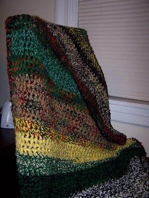 Crochet Patterns Using Scrap Yarn : ... Crochet Scrap Yarns Projects, Crafts Time, Crochet Pattern, Crochet