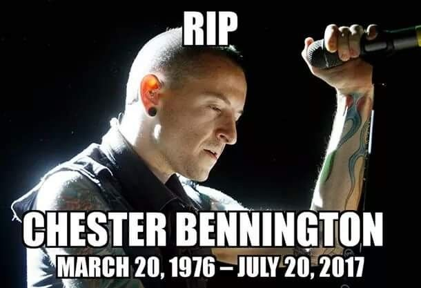Chester deserves so much, I truly respect him and his music, he fought well and that is what matters in the end.